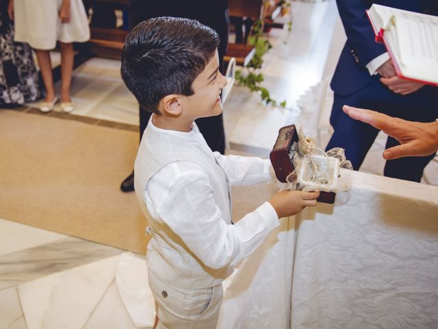 La boda de Pablo y Maria Del Mar en Adra, Almería 36