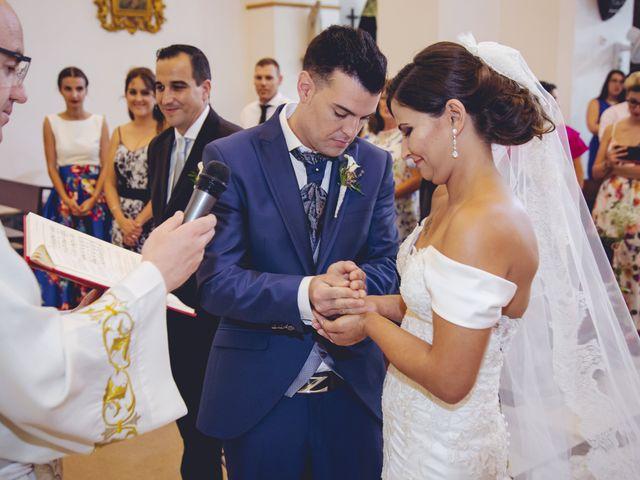 La boda de Pablo y Maria Del Mar en Adra, Almería 37