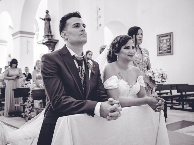 La boda de Pablo y Maria Del Mar en Adra, Almería 38