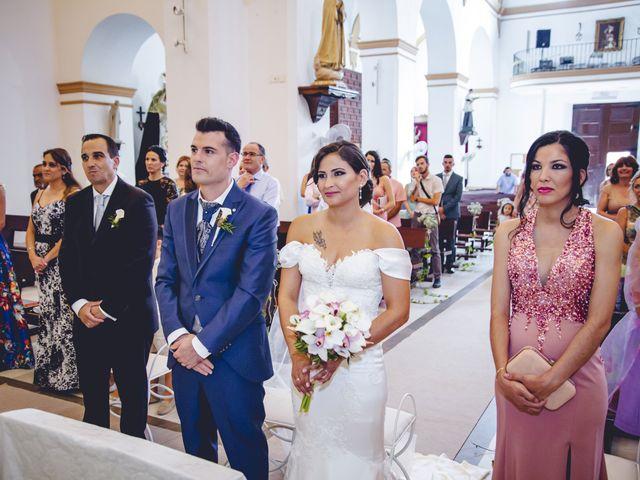 La boda de Pablo y Maria Del Mar en Adra, Almería 39