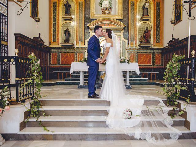 La boda de Pablo y Maria Del Mar en Adra, Almería 40