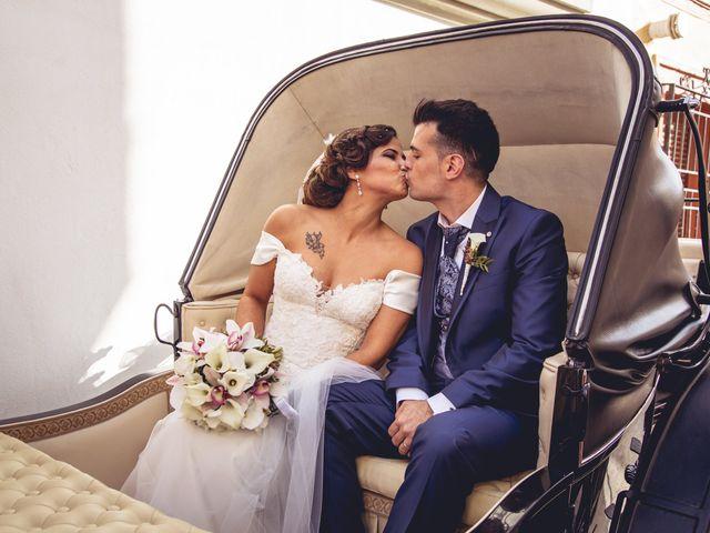 La boda de Pablo y Maria Del Mar en Adra, Almería 41