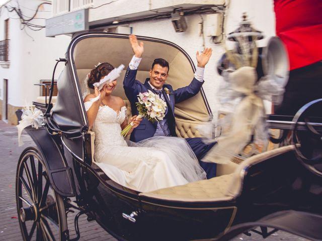 La boda de Pablo y Maria Del Mar en Adra, Almería 42