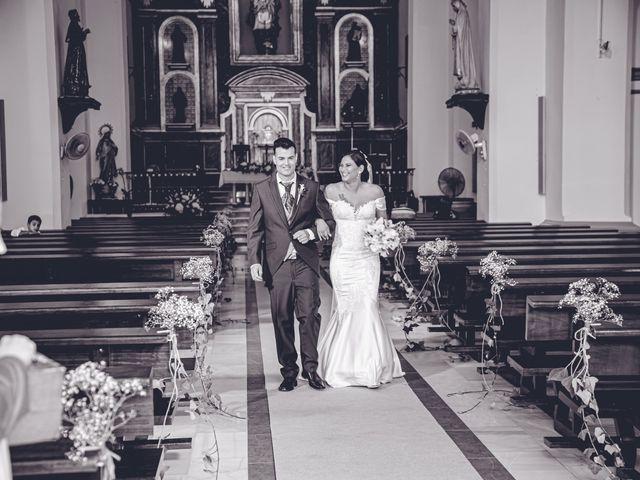 La boda de Pablo y Maria Del Mar en Adra, Almería 43