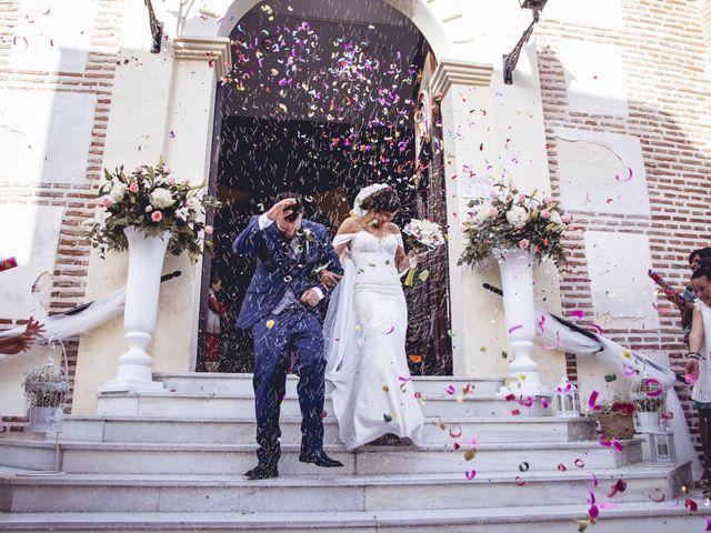 La boda de Pablo y Maria Del Mar en Adra, Almería 44
