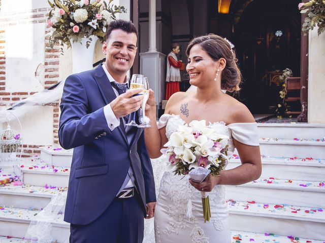 La boda de Pablo y Maria Del Mar en Adra, Almería 45