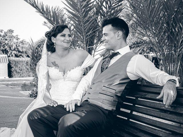 La boda de Pablo y Maria Del Mar en Adra, Almería 46