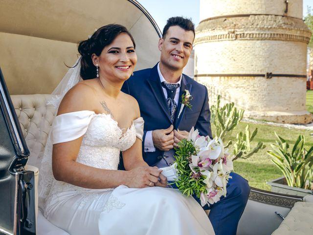 La boda de Pablo y Maria Del Mar en Adra, Almería 47