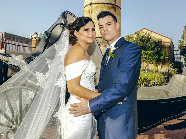 La boda de Pablo y Maria Del Mar en Adra, Almería 48