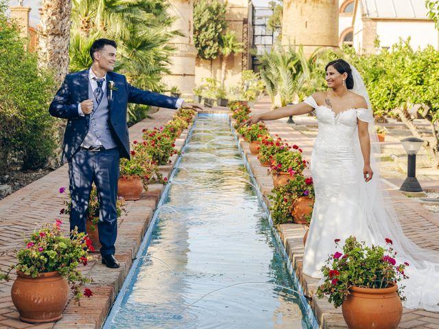 La boda de Pablo y Maria Del Mar en Adra, Almería 49