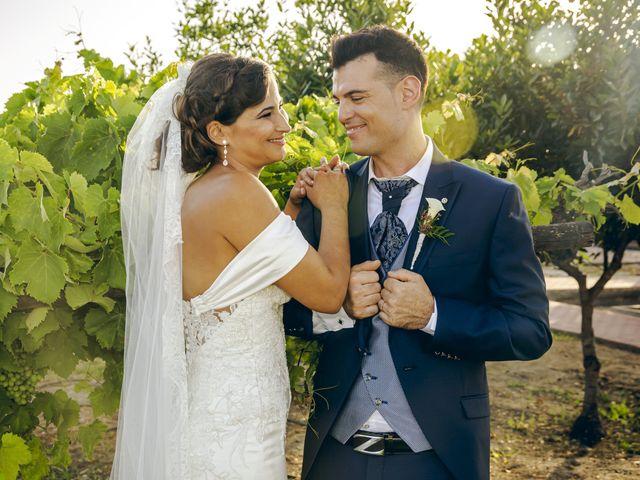 La boda de Pablo y Maria Del Mar en Adra, Almería 50