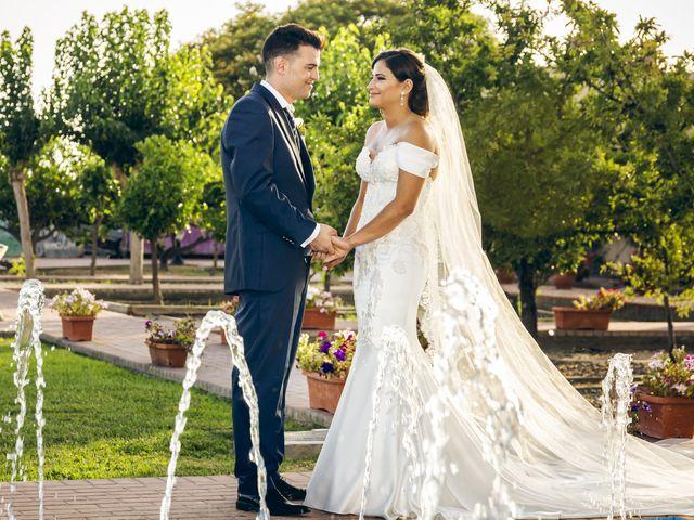La boda de Pablo y Maria Del Mar en Adra, Almería 1