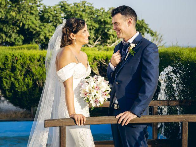 La boda de Pablo y Maria Del Mar en Adra, Almería 51