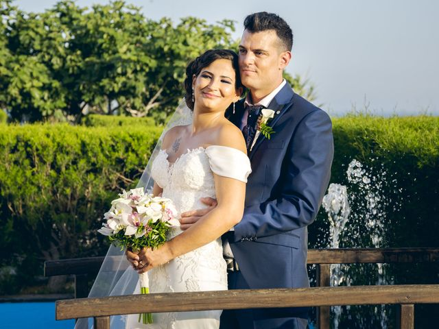 La boda de Pablo y Maria Del Mar en Adra, Almería 52