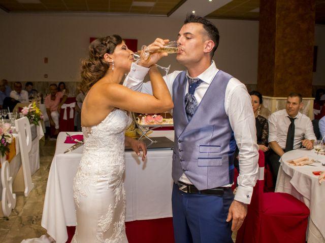 La boda de Pablo y Maria Del Mar en Adra, Almería 57