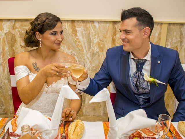 La boda de Pablo y Maria Del Mar en Adra, Almería 58
