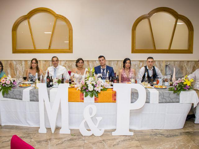 La boda de Pablo y Maria Del Mar en Adra, Almería 59
