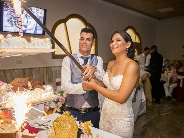 La boda de Pablo y Maria Del Mar en Adra, Almería 60