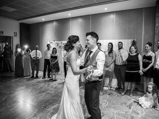 La boda de Pablo y Maria Del Mar en Adra, Almería 63