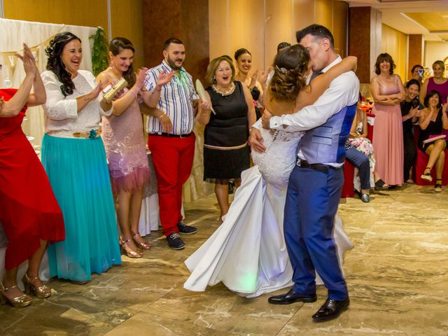La boda de Pablo y Maria Del Mar en Adra, Almería 65