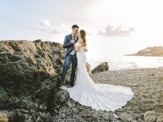 La boda de Pablo y Maria Del Mar en Adra, Almería 66