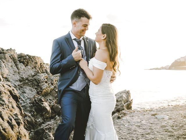 La boda de Pablo y Maria Del Mar en Adra, Almería 67
