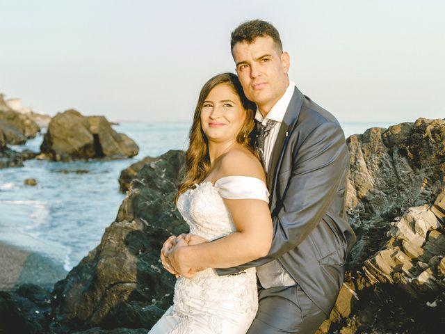 La boda de Pablo y Maria Del Mar en Adra, Almería 68
