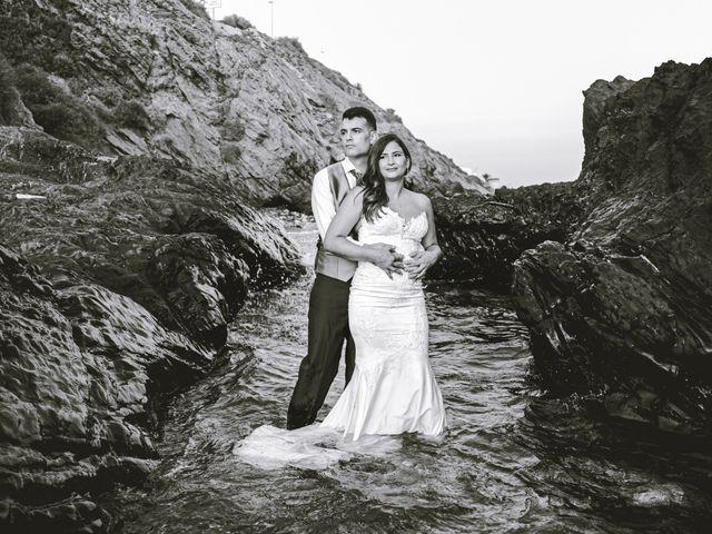 La boda de Pablo y Maria Del Mar en Adra, Almería 71