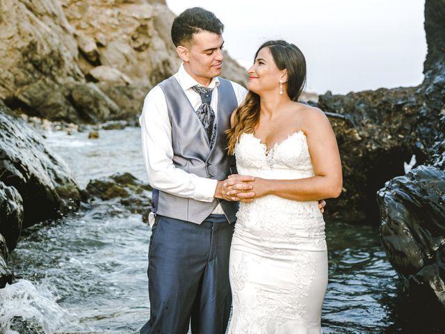 La boda de Pablo y Maria Del Mar en Adra, Almería 72
