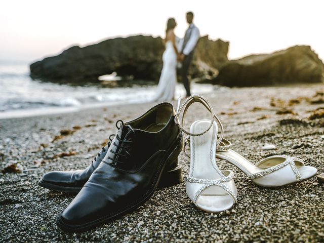 La boda de Pablo y Maria Del Mar en Adra, Almería 74