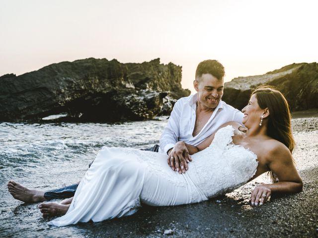 La boda de Pablo y Maria Del Mar en Adra, Almería 75