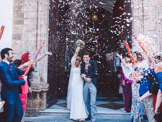 La boda de Carlos y Verónica en Cádiz, Cádiz 32
