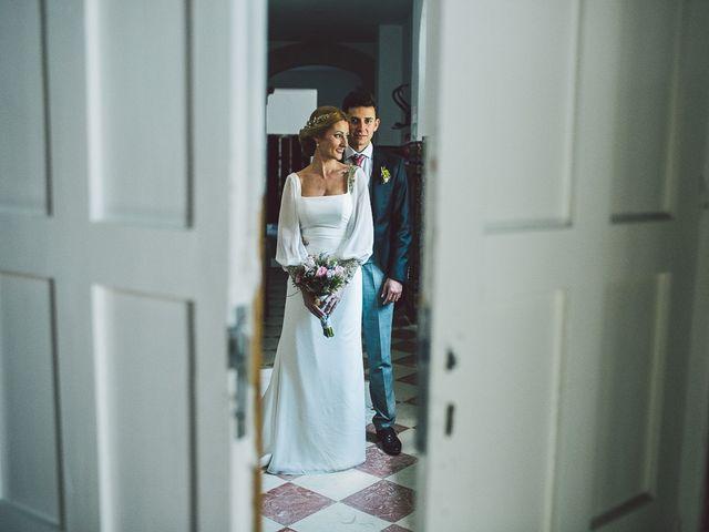 La boda de Carlos y Verónica en Cádiz, Cádiz 38