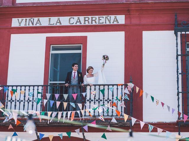 La boda de Carlos y Verónica en Cádiz, Cádiz 42