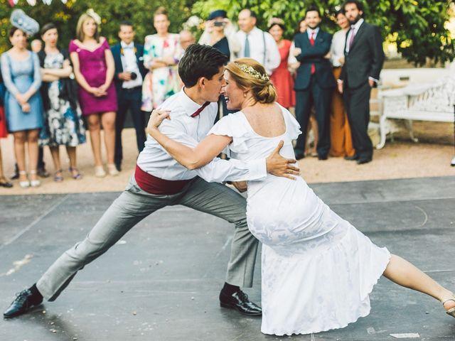 La boda de Carlos y Verónica en Cádiz, Cádiz 59