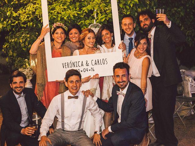 La boda de Carlos y Verónica en Cádiz, Cádiz 72
