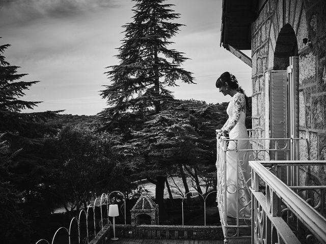 La boda de Javi y Estefanía en Hoyo De Manzanares, Madrid 8