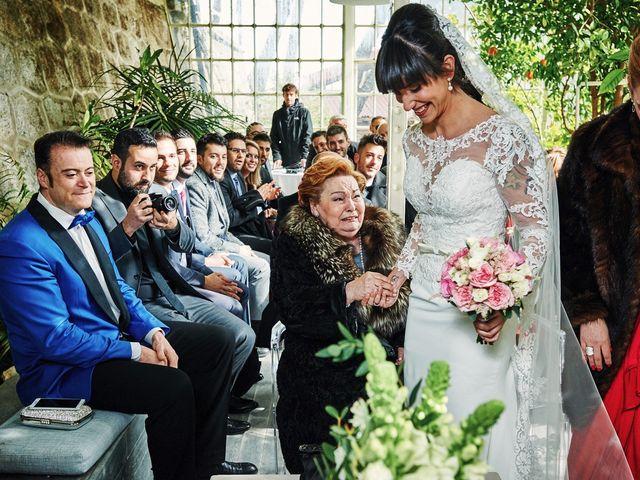 La boda de Javi y Estefanía en Hoyo De Manzanares, Madrid 13