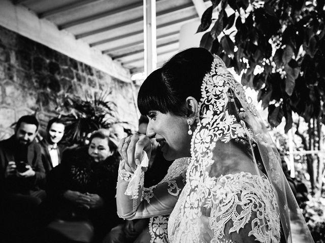 La boda de Javi y Estefanía en Hoyo De Manzanares, Madrid 14