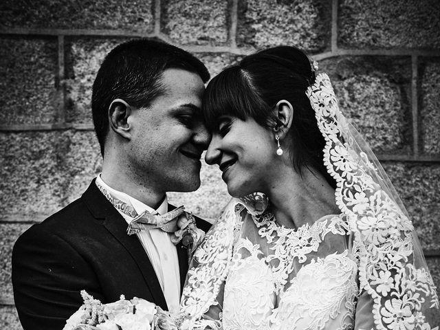 La boda de Javi y Estefanía en Hoyo De Manzanares, Madrid 16