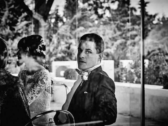 La boda de Javi y Estefanía en Hoyo De Manzanares, Madrid 22