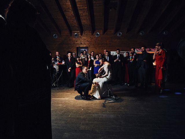 La boda de Javi y Estefanía en Hoyo De Manzanares, Madrid 25