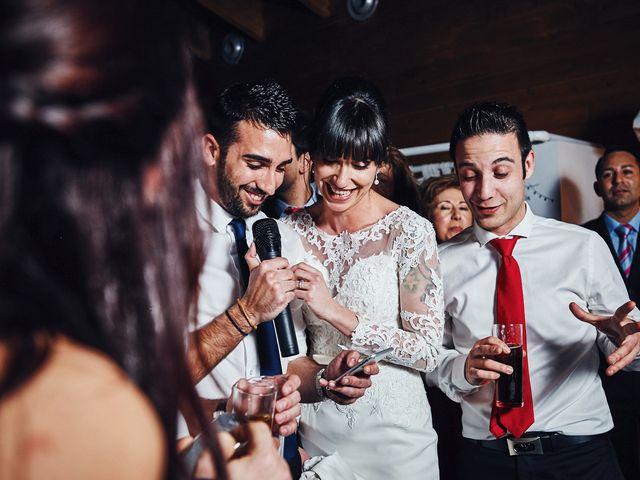 La boda de Javi y Estefanía en Hoyo De Manzanares, Madrid 26