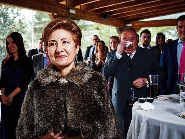La boda de Javi y Estefanía en Hoyo De Manzanares, Madrid 17