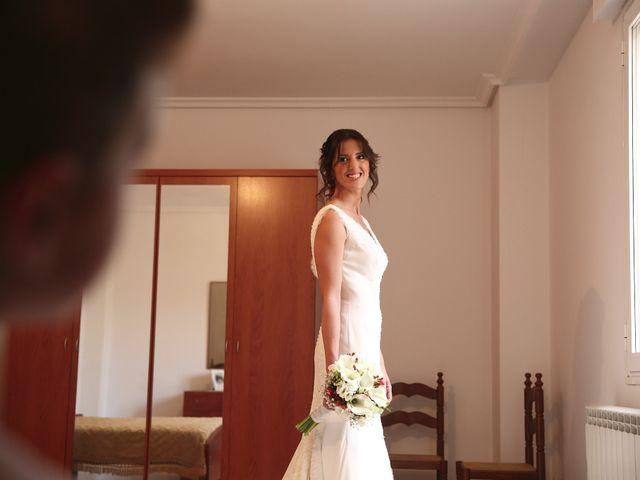 La boda de Victor y Maricruz en Laguardia, Álava 4