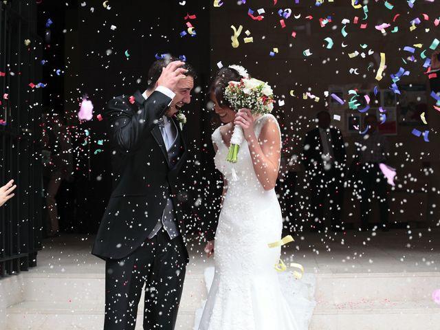 La boda de Victor y Maricruz en Laguardia, Álava 9