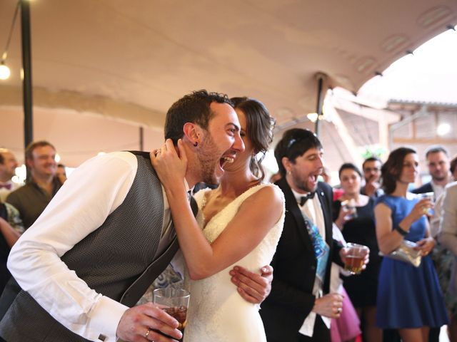 La boda de Victor y Maricruz en Laguardia, Álava 12