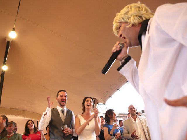 La boda de Victor y Maricruz en Laguardia, Álava 13
