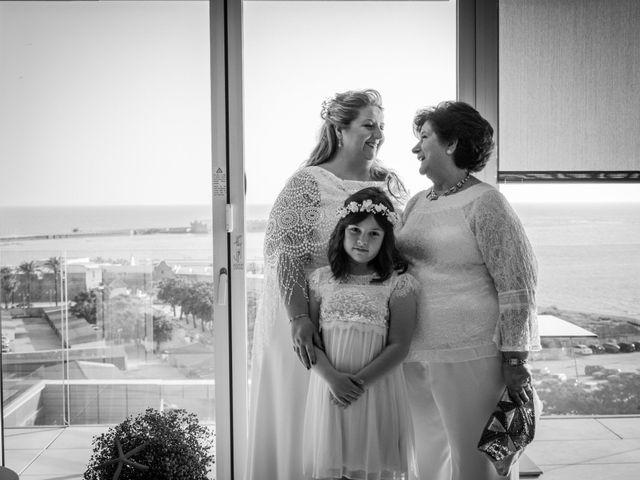 La boda de Antonio y Mari Carmen en Cádiz, Cádiz 15