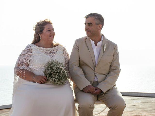 La boda de Mari Carmen y Antonio
